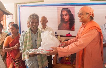 Flood Relief in Tamil Nadu, and Andhra Pradesh