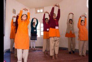 and Yogasanas.