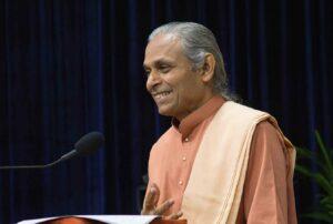 Swami Smaranananda…