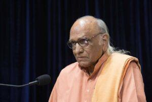 Swami Krishnananda…