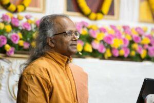 Swami Lalitananda…