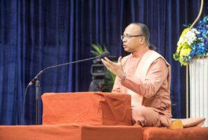 Swami Ishwarananda…