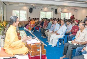 Brahmachari Shreyananda and…