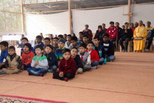 Children Satsanga, Noida.