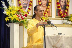 Brahmachari Alokananda, and