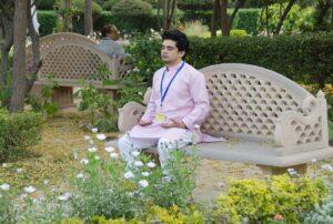 individual meditation.