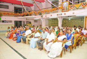 Section of the devotees, Thiruvarur.