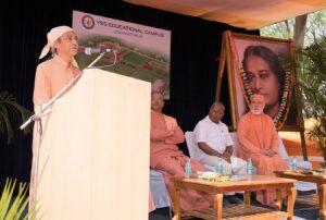 Swami Nirvanananda…
