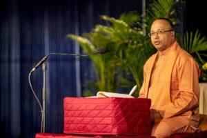 Review of Kriya Yoga technique.