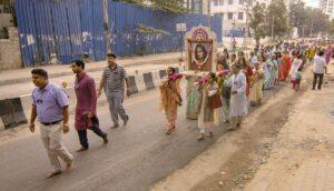 Prabhat Feri, Bengaluru.