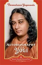 autobiography yogi book cover works paramahansa Yogananda