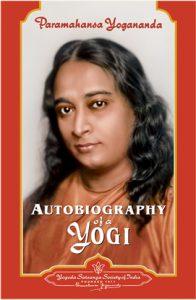 Photo of Yogananda on Autobiography of a Yogi.