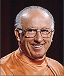 Swami Bhaktananda-monk of SRF