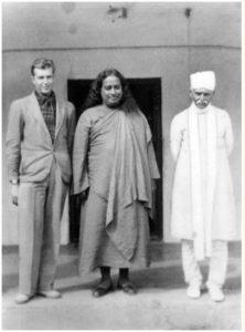 Yogananda. C. Richard Wright and Madan Mohan Malaviya.