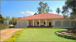 Main building, Ranchi.