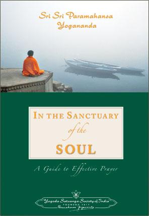 sanctuary soul book cover paramahansaYogananda 2