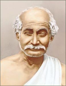 Yogavatar Shyamacharan LAHIRI MAHASAYA teacher of Kriya yoga