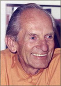 Swami Premamoy a monastic disciple of Paramahansa Yogananda