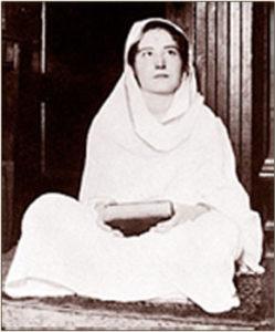 Tara Mata- Editor of Autobiography of Yogi