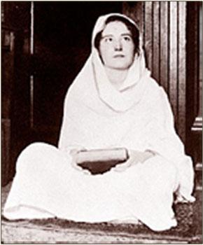 Tara Mata, Sanyasini of SRF