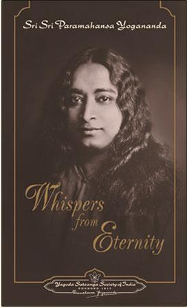 whispers eternity book cover paramahansa yogananda 1