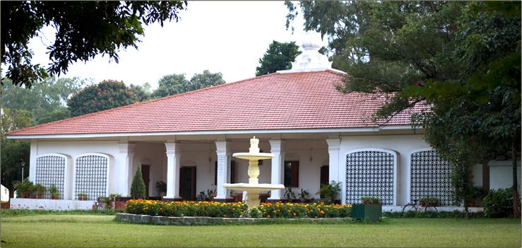 ranchi ashram main building