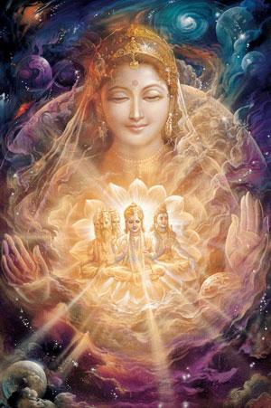 Divine Mother: Living in Her Presence by Paramahansa Yogananda