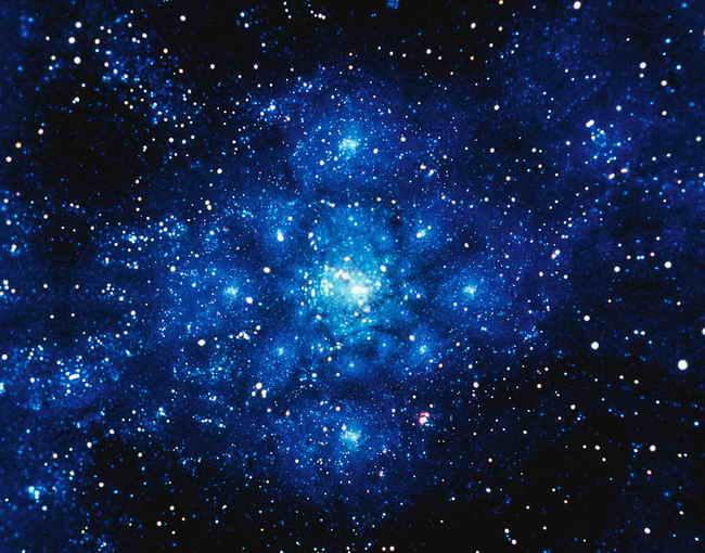 Stars on the Sky.