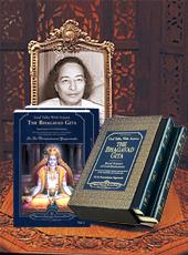The Bhagavad Gita God talks with Arjuna