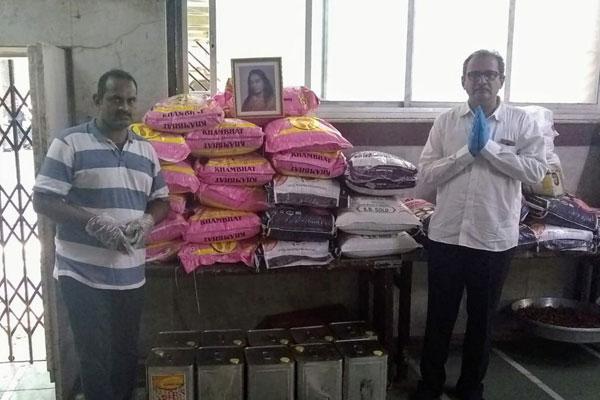Relief kit for Covid19 Mumbai