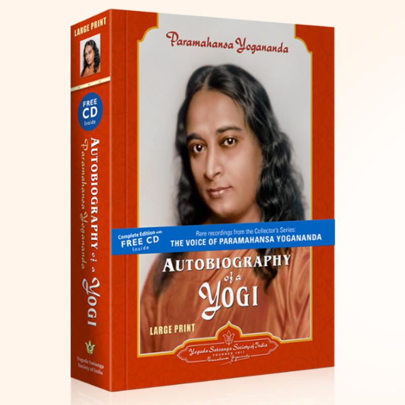 Autobiography of a Yogi Large Edition (Print)