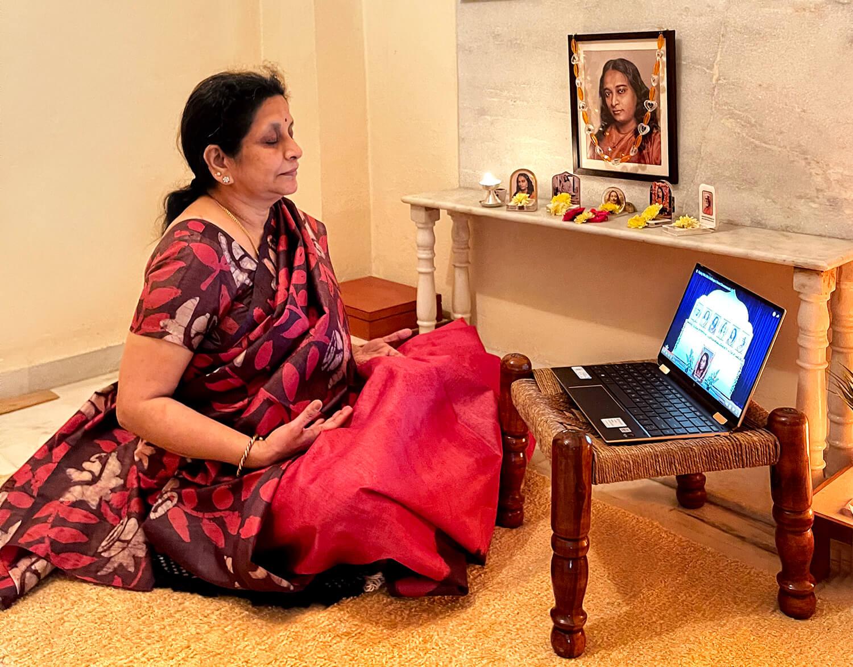 Telugu kriya yoga meditation in Kriya Yoga