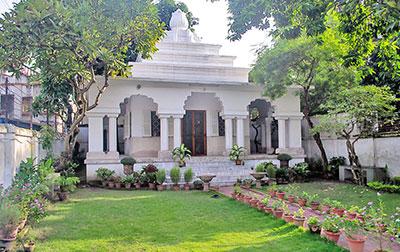 Meditation temple Serampore, Howrah