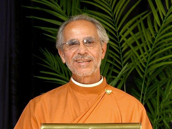 Swami Sattvananda Thumbnail