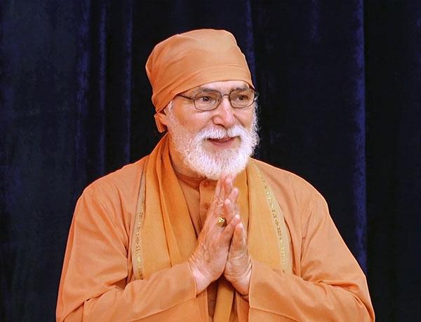 Swami Vishwananda Vice President SRF