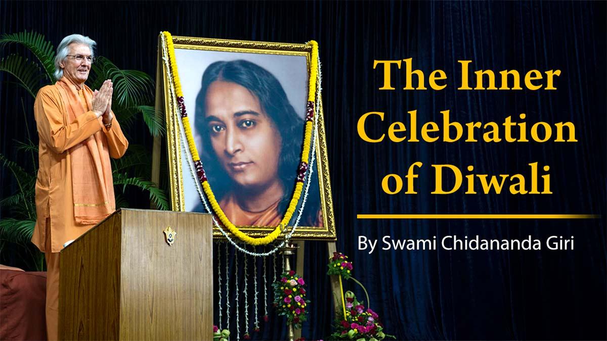 The Inner Celebration of Diwali