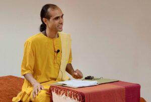 Brahmachari Alokananda and…