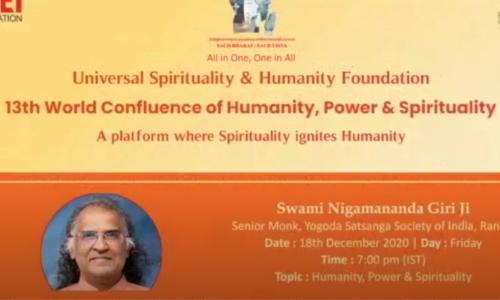 Swami-Nigamananda-Giri-YSS-Founded-by-Paramhansa-Yogananda-talks-on-Humanity-Power-Spirituality-YouTube