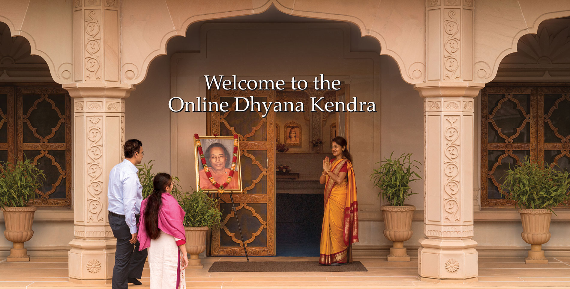 welcome to online dhyana kendra